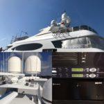 Dual SeaTel 4004 Complete Rebuild in Fort Lauderdale, FL