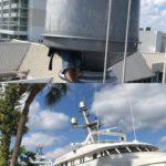 KVH HD11 AZ Motor and Main Board Replacement in Fort Lauderdale, FL