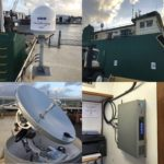 KVH V7HTS Installation and Commissioning in Dania Cut, FL