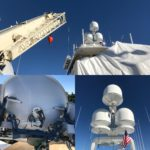 SeaTel 4006 LNB and BUC Upgrade in Fort Lauderdale, FL