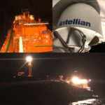 Intellian V80G ECN and Co-Pol Upgrade in Panama City, Panama