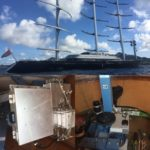 SeaTel 4006 and SeaTel 5004 Troubleshooting and Repair in Simpson Bay, Sint Maarten
