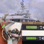 Dual SeaTel 4004 - Arbitrator Commissioning in Marigot, Saint Martin