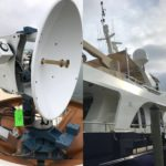 SeaTel 3004 Repair in Fort Lauderdale, FL